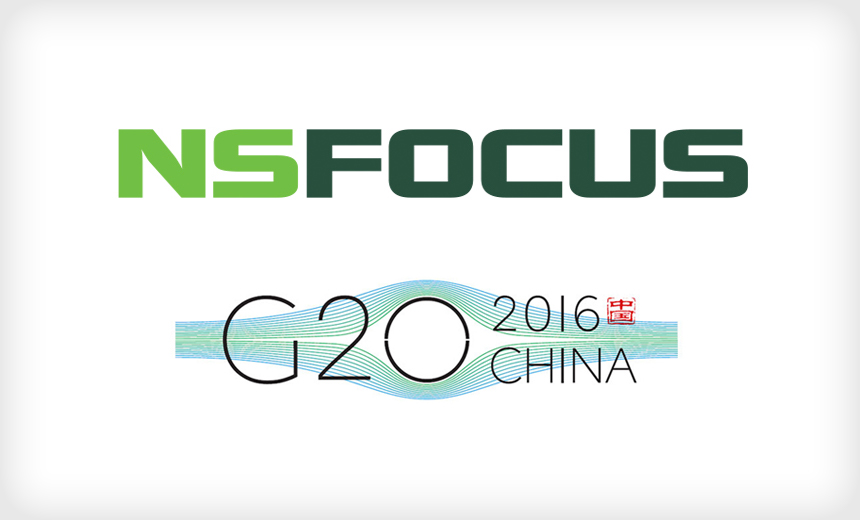 How NSFOCUS Protected the G20 Summit