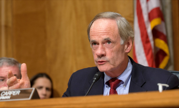 How Tom Carper Sees FISMA Bill Passing