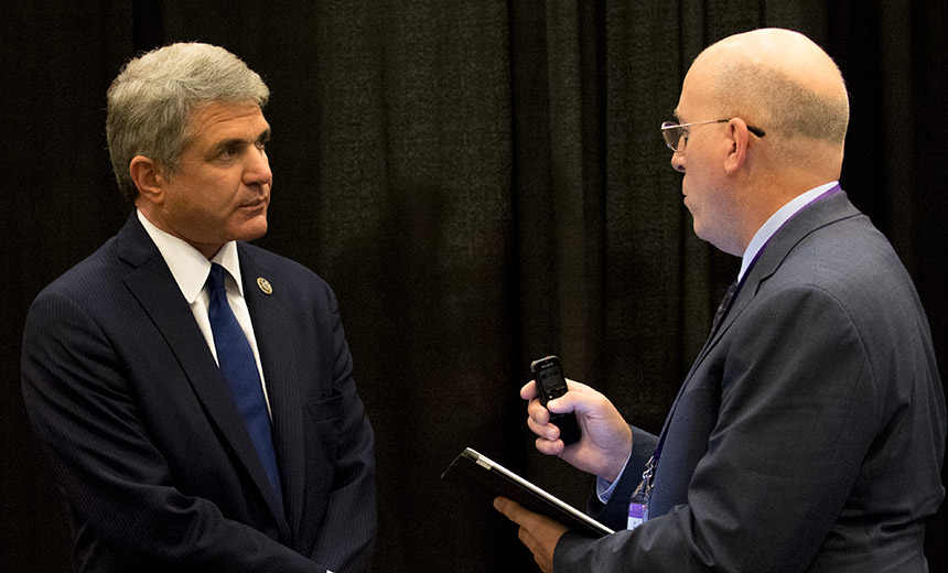 US Rep. Michael McCaul on Homeland Cybersecurity